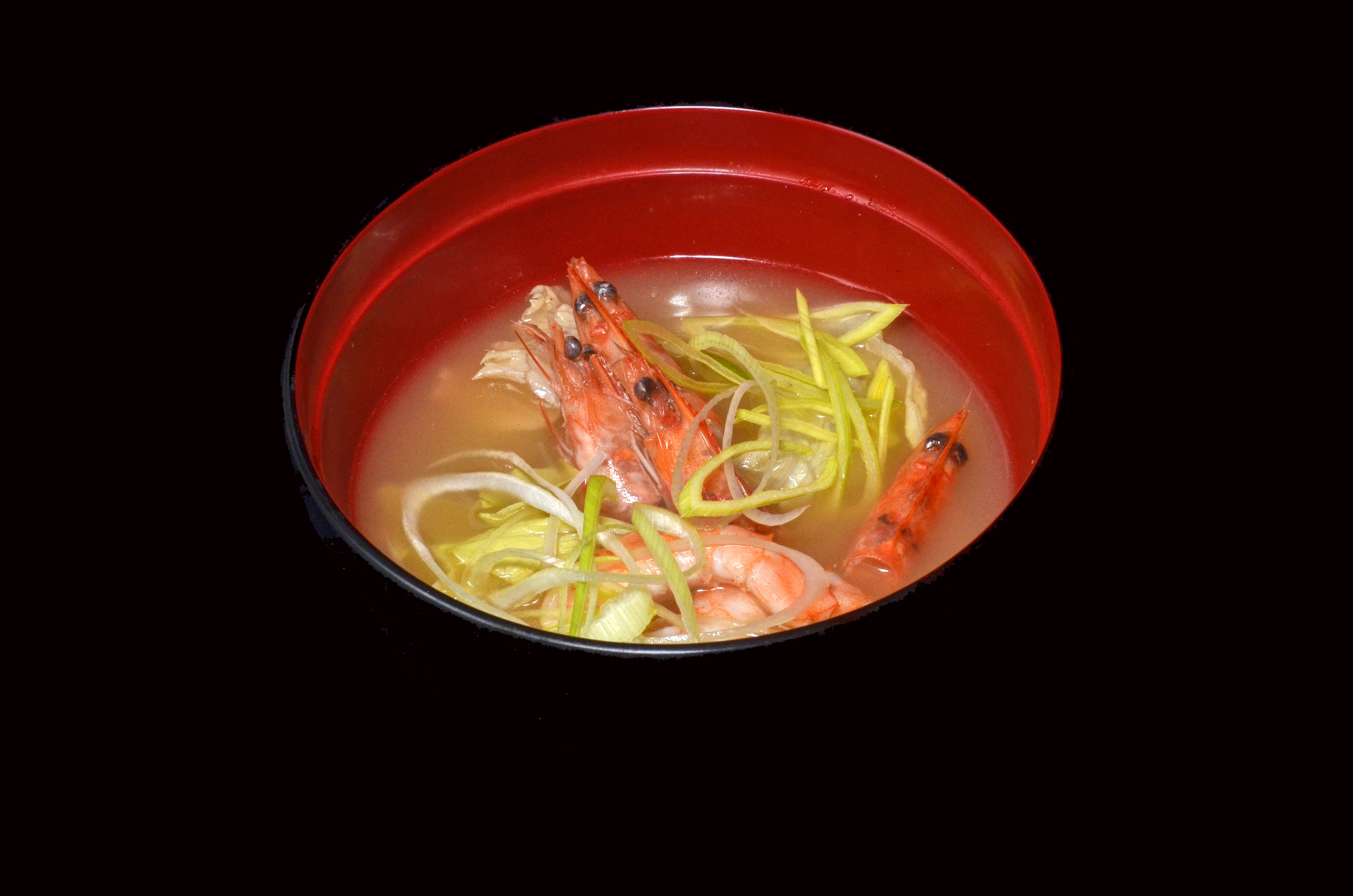 Miso Soup Shrimps-20lei