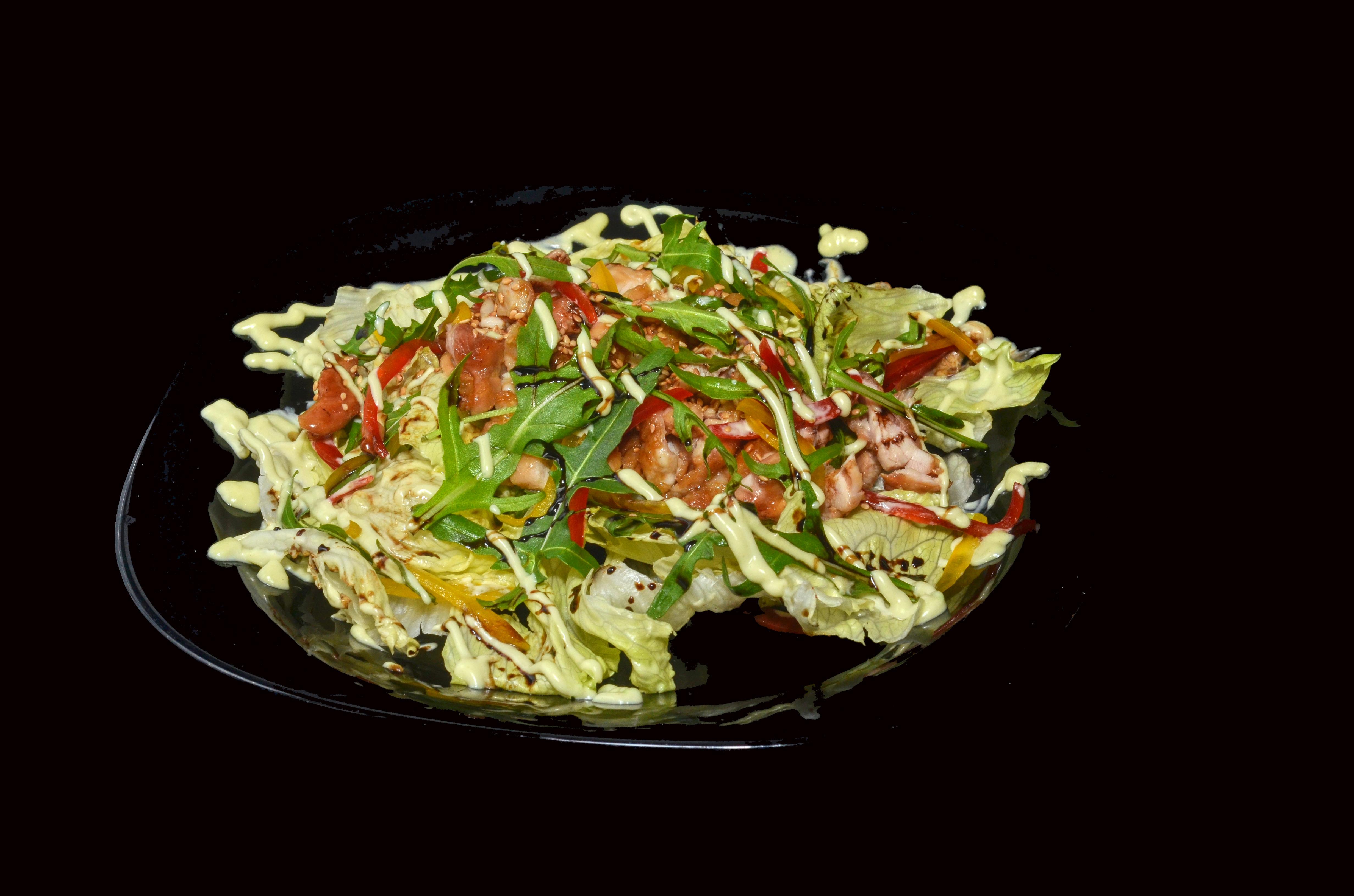 Samurai Salad-36lei