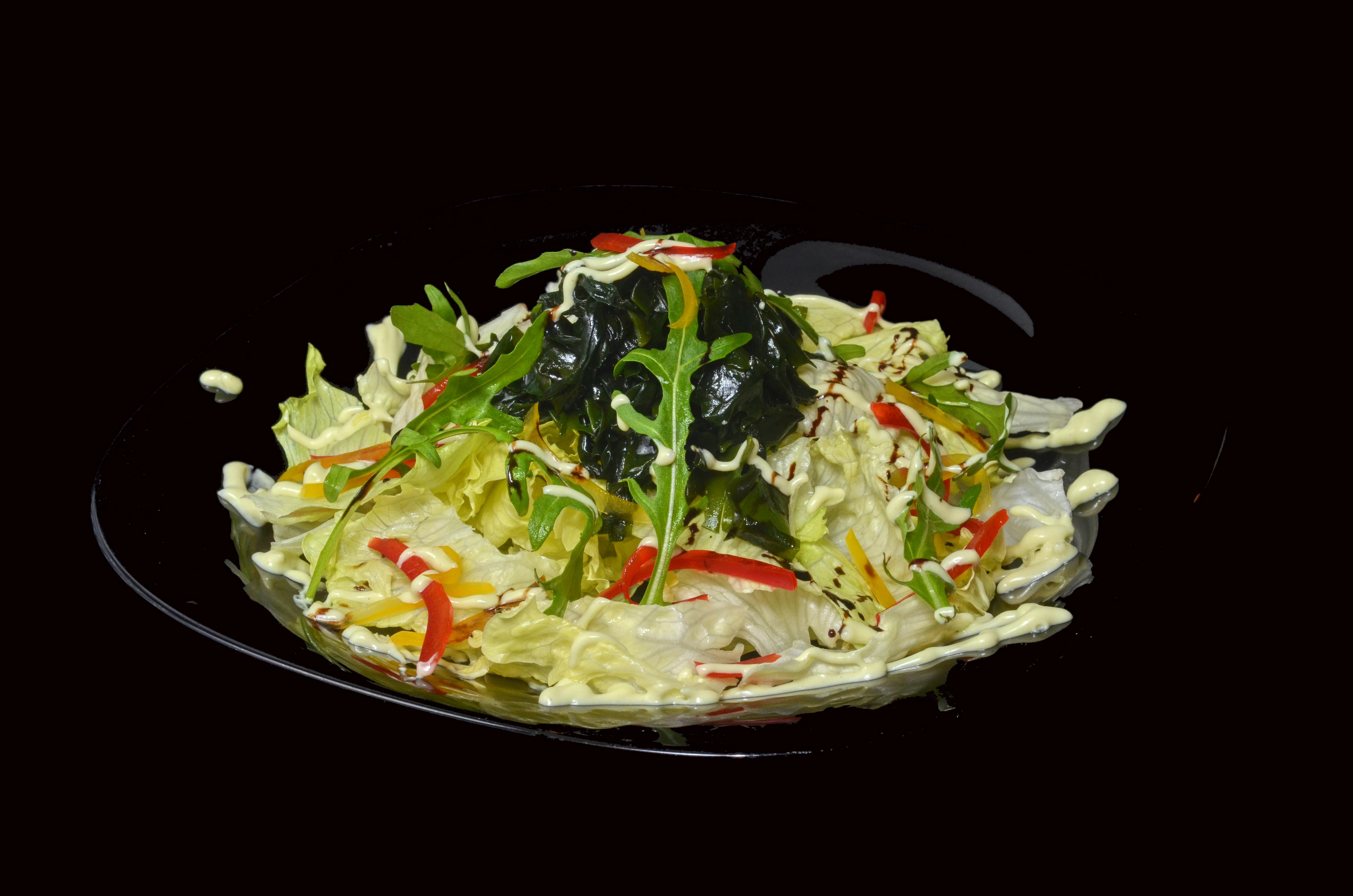 Rikiya Seaweed Salad-31lei
