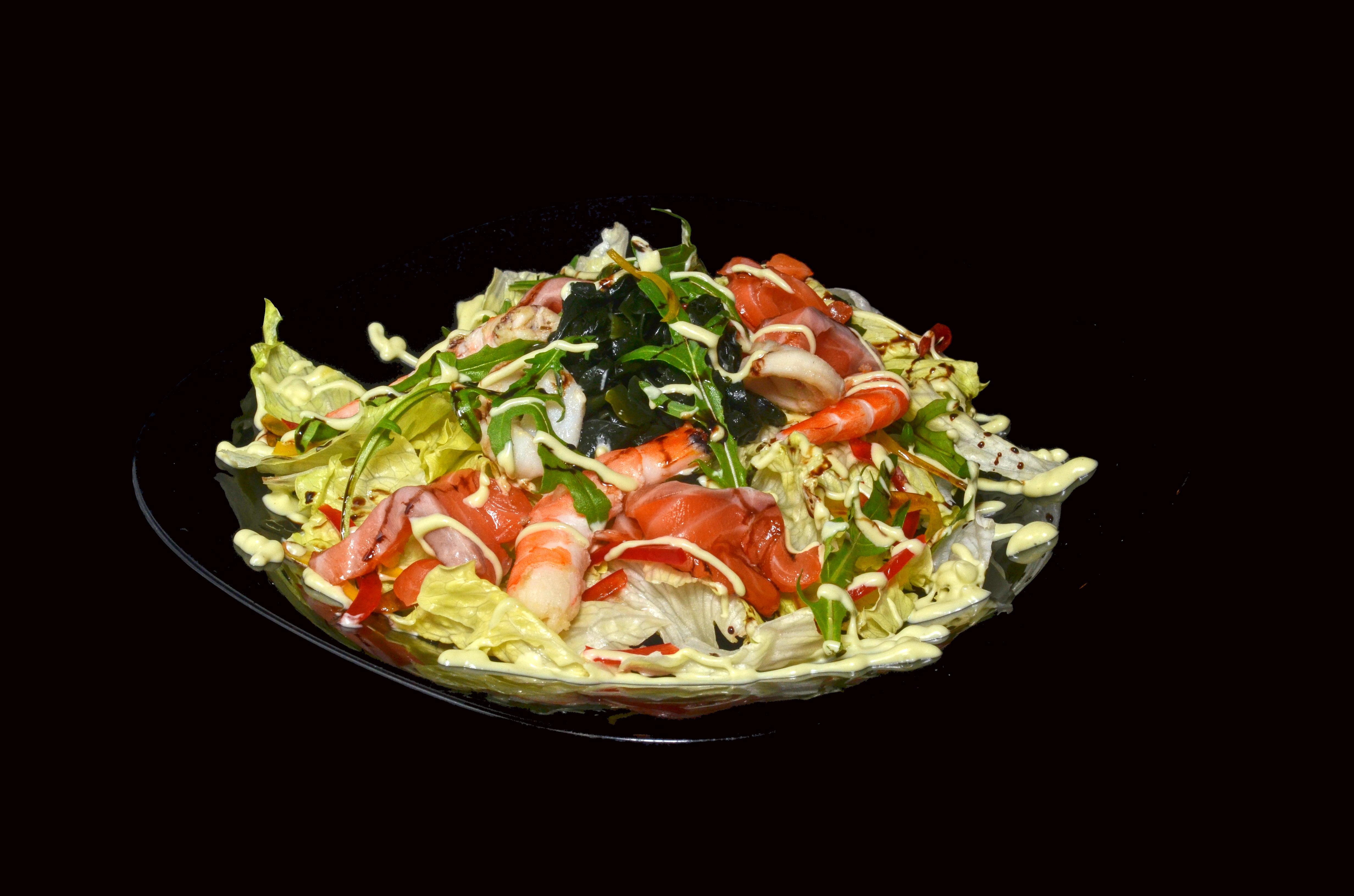 Salad Fructe de Mare-41lei